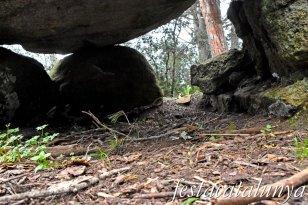 Palafrugell - Dolmen de can Mina dels Torrents