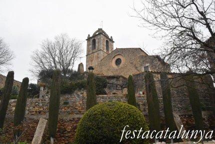 Palafrugell - Llofriu - Sant Fruitós