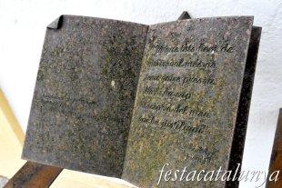 Palafrugell - Llofriu - Tomba de Josep Pla