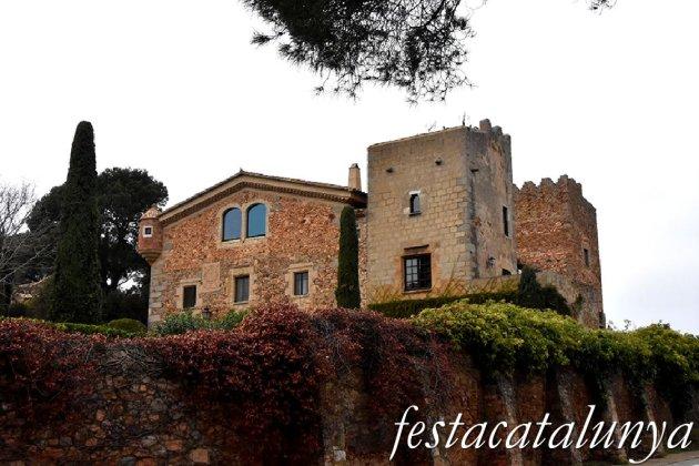Palafrugell - Mas Borrull o castell de Santa Margarida