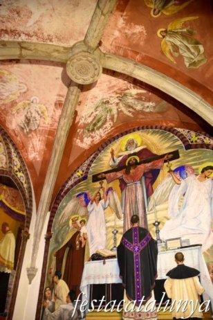 Palafrugell - Església de Sant Martí - Pintures murals