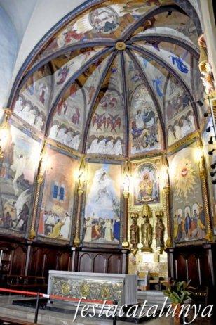 Palafrugell - Església de Sant Martí - Altar Major