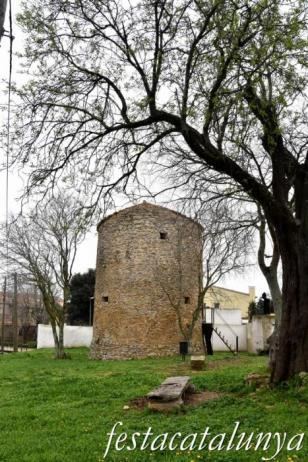 Palafrugell - Torres de Defensa - Torre de Vila-seca