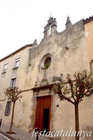 Palafrugell - Capella dels Dolors i antic Hospital municipal
