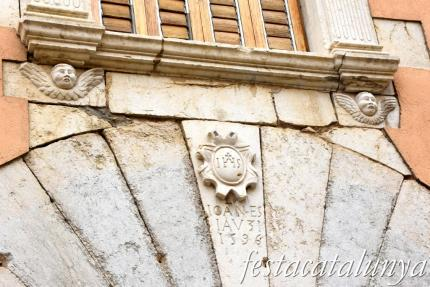 Palafrugell - Nucli antic - Casa Jausí