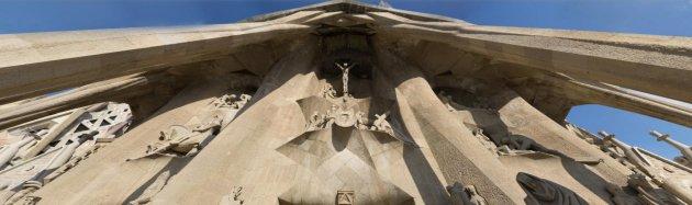 Visita Virtual a la Sagrada Familia