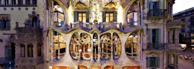 Tour Virtual a la Casa Batlló