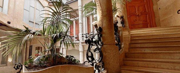 Visita Virtual a La Pedrera - Casa Milà