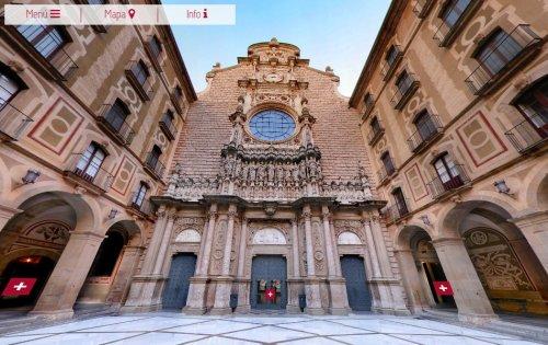 Visita Virtual al Monestir de Montserrat