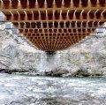 Pont o pasarel·la penjant de Santa Caterina a Rialp ***