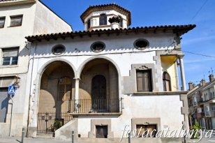 Banyoles - L'Eixample - Casal Montserrat