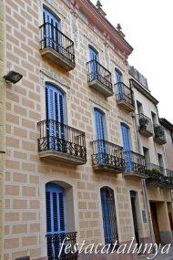 Banyoles - L'Eixample - Carrer Sant Martirià