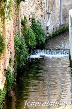 Banyoles - Molí Paperer de la Farga i els Recs