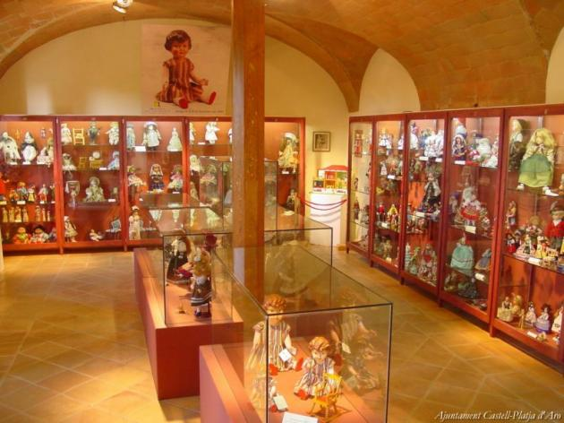 Castell-Platja d'Aro - Museu de la Nina (Foto: Ajuntament Castell-Platja d'Aro)