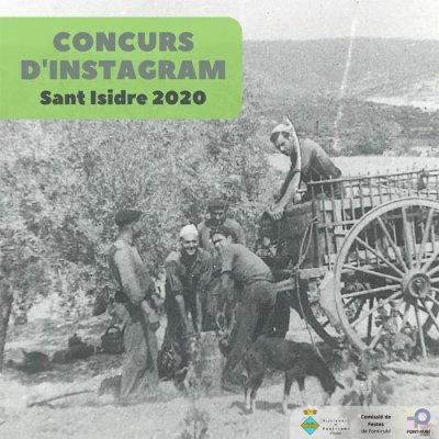 Font-rubí - Concurs de fotografia per les Festes de Sant Isidre