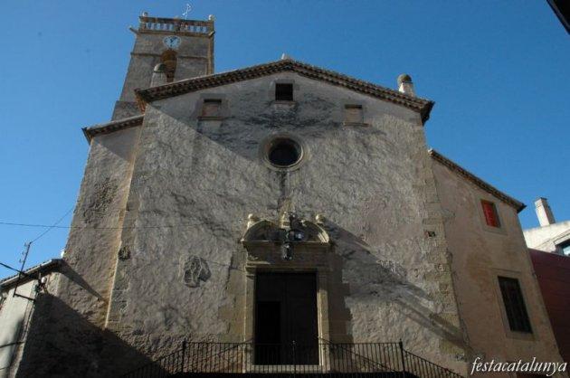 Navarcles - Església de Santa Maria