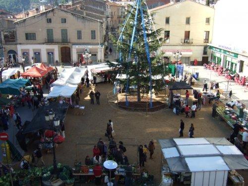 Sant Feliu de Codines - Fira de Nadal (Foto: www.santfeliudecodines.cat)