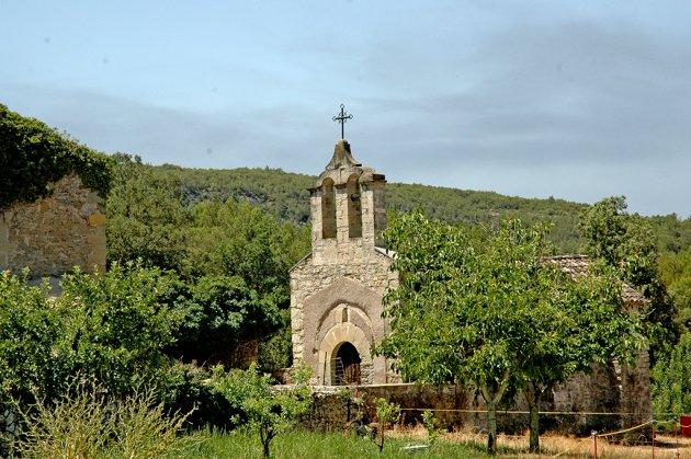 Talamanca - Sant Esteve de Vilarassa a Talamanca