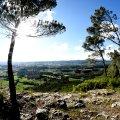 Mirador de la Conca d'Òdena al Puig d'Aguilera ***