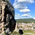 Mirador de la Conca d'Òdena al Castell d'Òdena ***