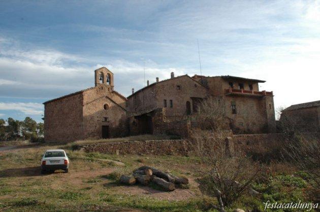 Sant Joan de Vilatorrada - Mas Torres de Bages
