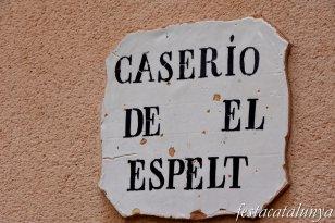 Òdena - Poble de l'Espelt