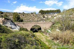 Òdena - Aqüeducte de l'Espelt - Pont Gran
