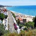 Mirador del Turó del túnel de tren de Montgat ***