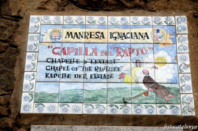 Manresa - Capella del Rapte