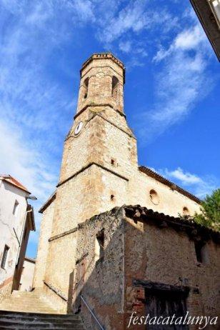 Santa Margarida de Montbui - Església parroquial de Santa Margarida