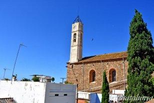 Montgat - Església parroquial de Sant Joan