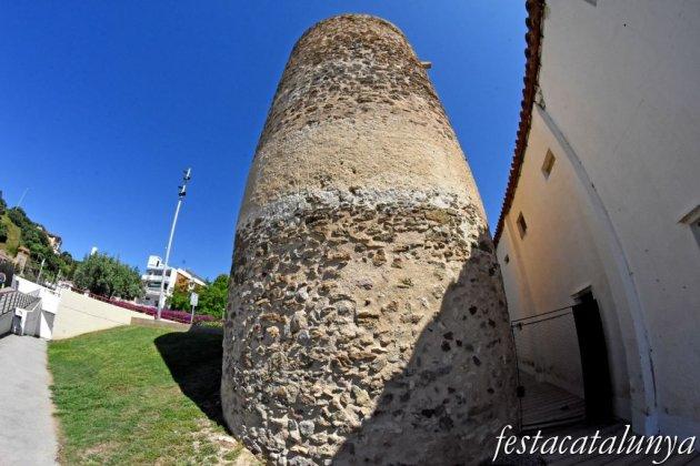 Montgat - Torre de guaita de ca l'Alsina