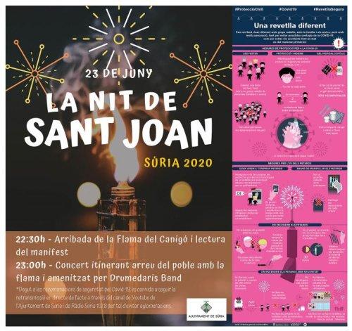 Súria - Nit de Sant Joan