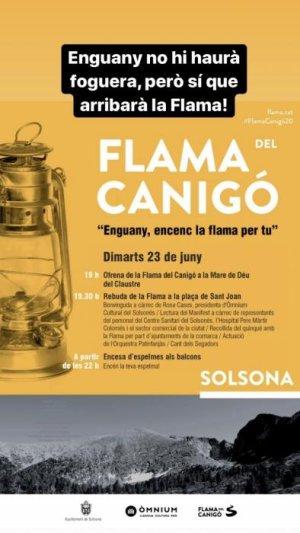 Solsona - Revetlla de Sant Joan