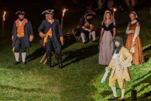 Montgat - Commemoració del Desembarcament del 22 d'agost del 1705