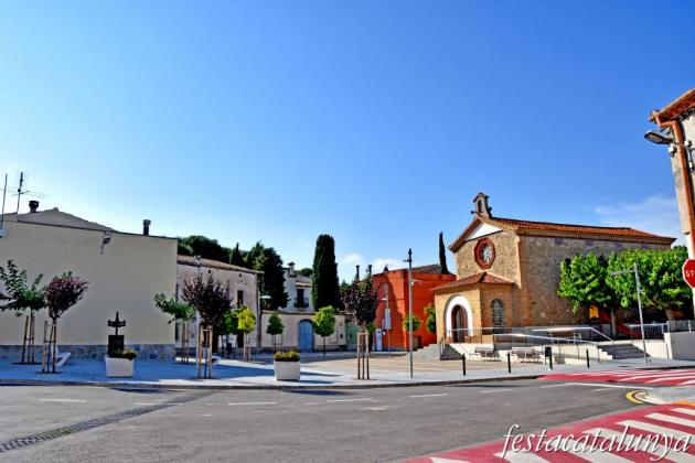 Puigdàlber - Església de Sant Andreu Apòstol de Puigdàlber