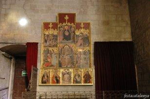 Manresa - Retaule de la Santíssima Trinitat