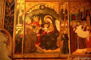 Manresa - Retaule de l'Esperit Sant