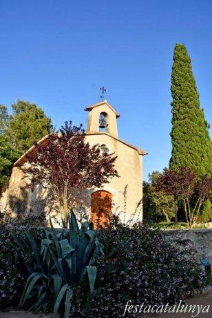 Sant Jaume dels Domenys - Ermita de la Mare de Déu dels Arquets