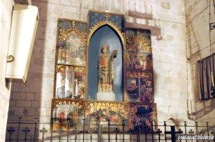 Manresa - Retaule de Sant Miquel i Sant Nicolau