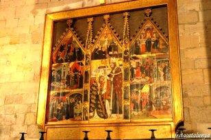 Manresa - Retaule de Sant Marc i Sant Anià