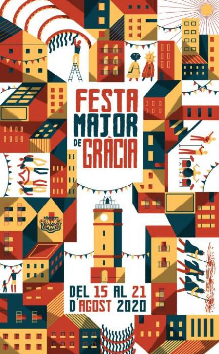 Barcelona - Festa Major de Gràcia