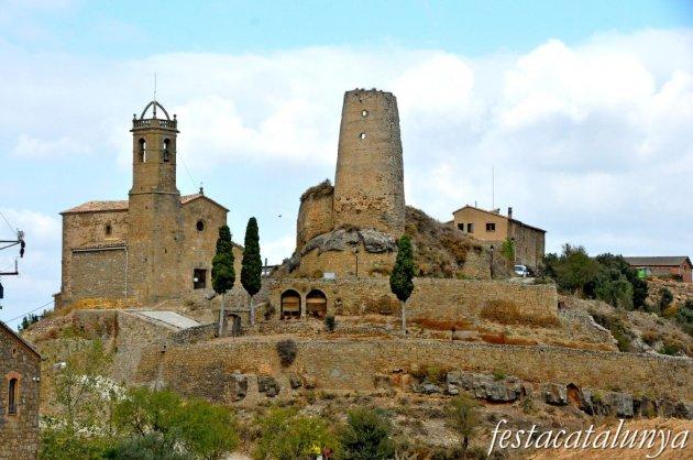 Biosca - Església de Sant Miquel de Lloberola