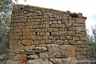 Biosca - Santa Maria del Solà - Torre o Mas Medieval