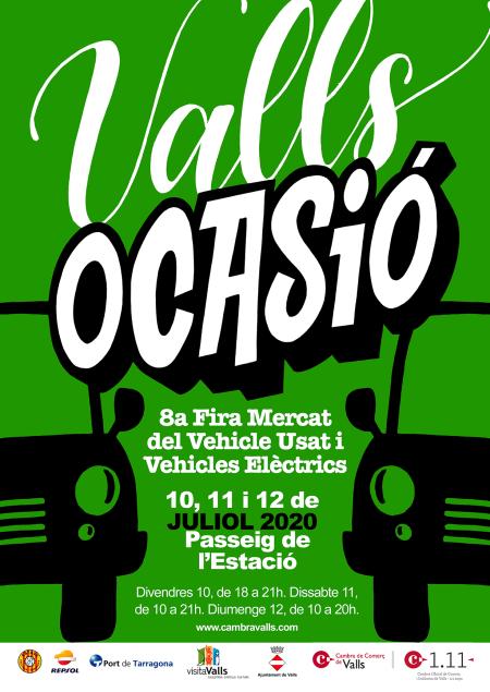 Valls Ocasió - Fira Mercat del Vehicle Usat i Vehicles Elèctrics