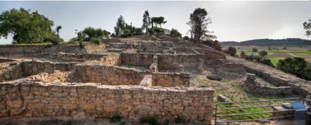 Visites Guiades a l'Empordanet - La Ciutat Ibèrica d'Ullastret (Foto: visitempordanet.com)