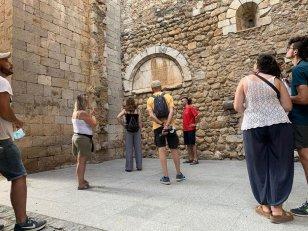 Peralada - Visites Guiades estiu 2020 (Foto: Centre de Turisme Cultural Sant Domènec)