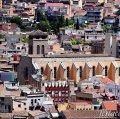 Vista panoràmica d'Igualada des de la muntanya del Pi ***