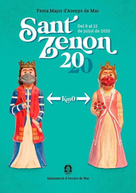 Arenys de Mar - Sant Zenon, Festa Major