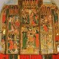 Retaule de Sant Esteve a la Doma de la Garriga ***